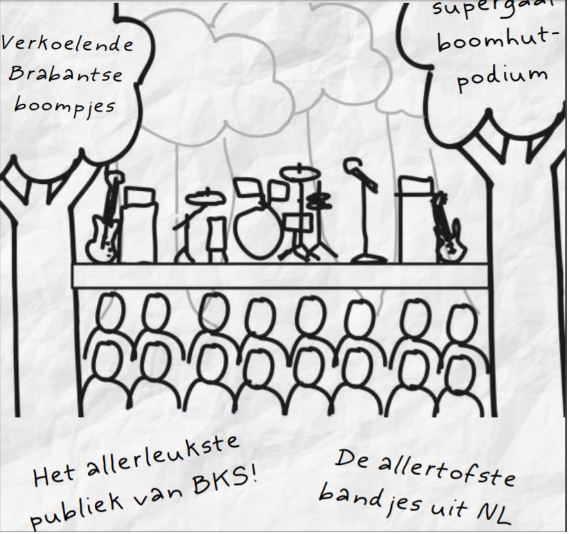 BKS podium EIGHT - De Stokertjes