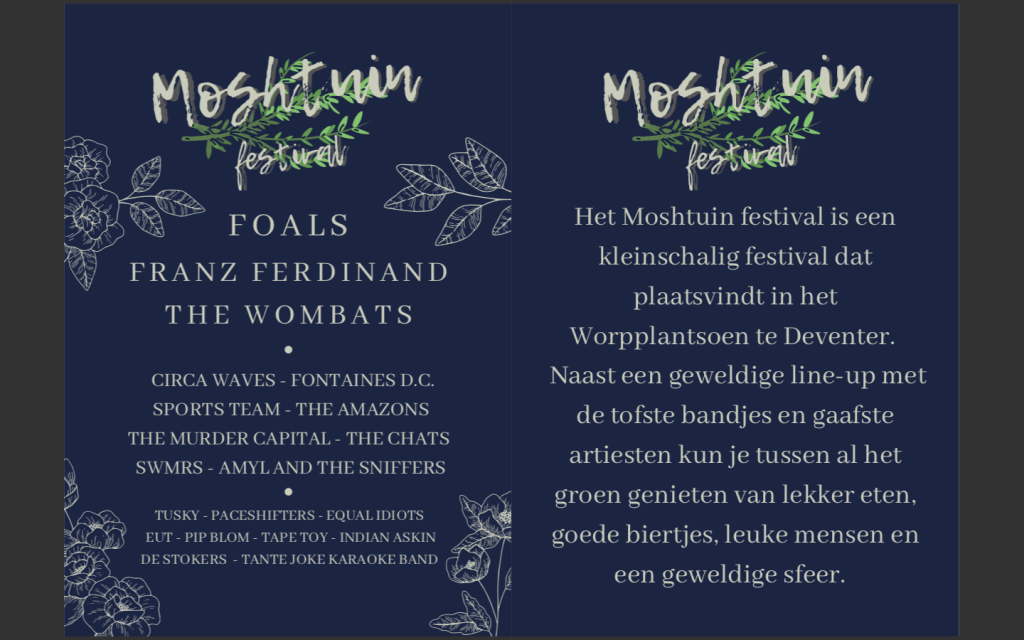 De Stokertjes - festivallogo
