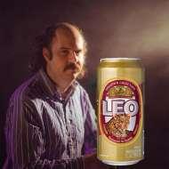 Barman vijf halve leo