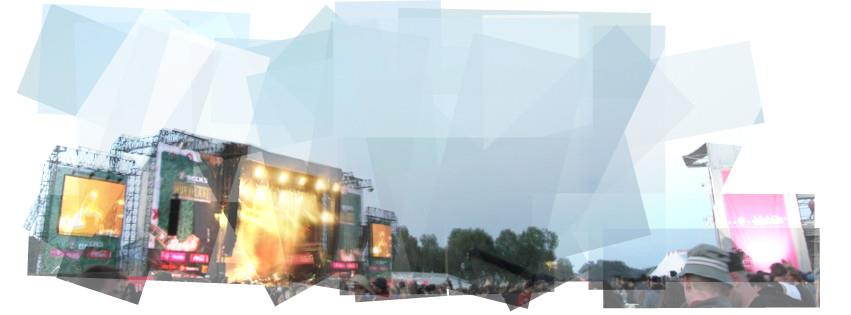 Hurricane Festival Art