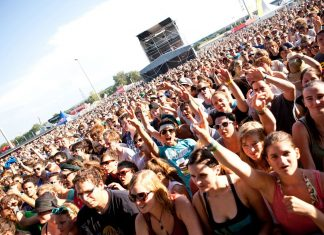 FM4 Frequency Festival crowd