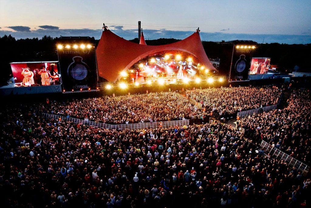 Roskilde Festival Mainstage