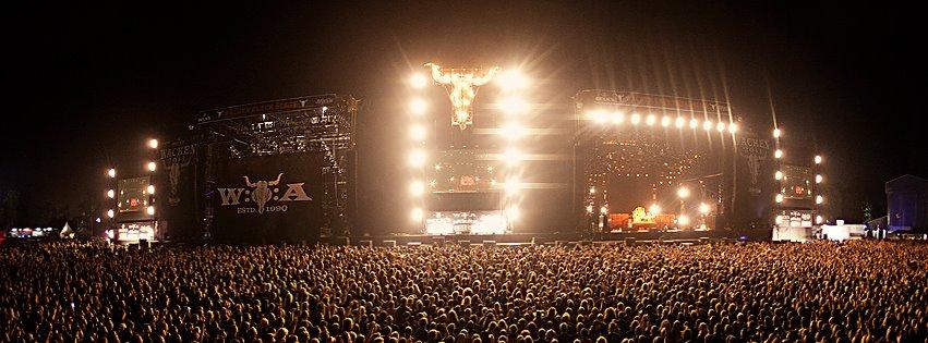 Wacken Open Air Stage