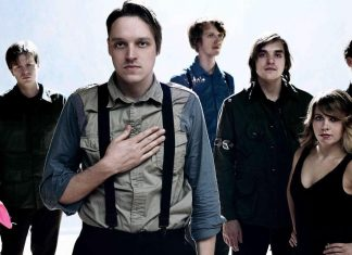 Arcade Fire Group Shoot Large 2012