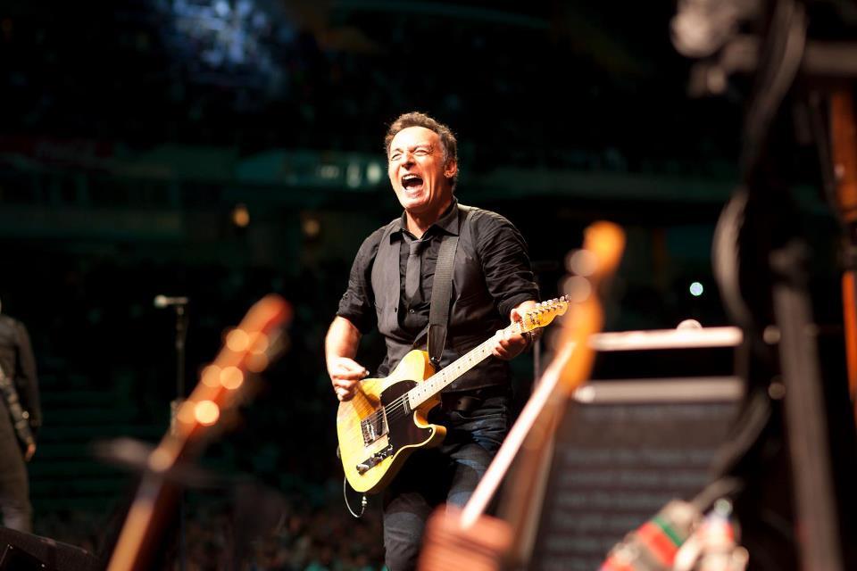 Bruce Springsteen Live Bruce 2012