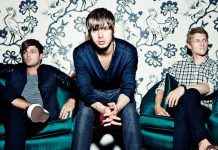 Foster The People Group Shoot 2012