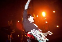 Green Day Live Billie Joe 2011
