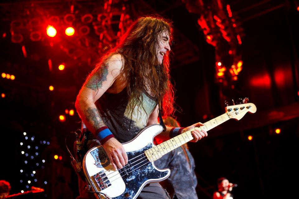 d3fd37fd32 Iron Maiden Live Steve 2012