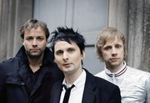 Muse Group Shoot 2012