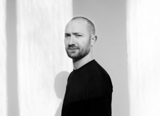 Paul Kalkbrenner Shoot Black White 2011