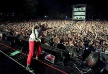 Prodigy Live Liam 2011