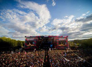 Sziget Festival Crowd 2012