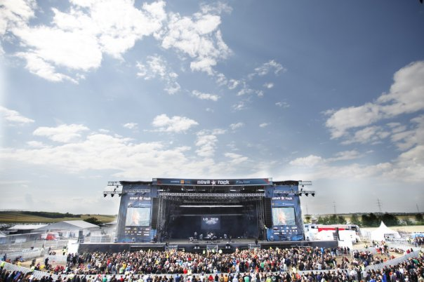 Nova Rock Stage