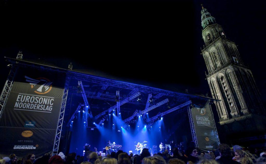 Eurosonic Noorderslag live