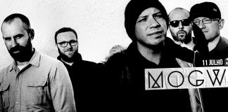 Mogwai NOS Alive 2015