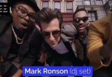 Mark Ronson Dour 2015