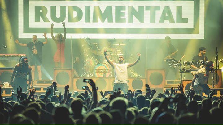 Berlin Festival Rudimental