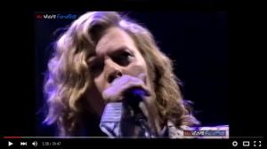 David Bowie Festivalconcert