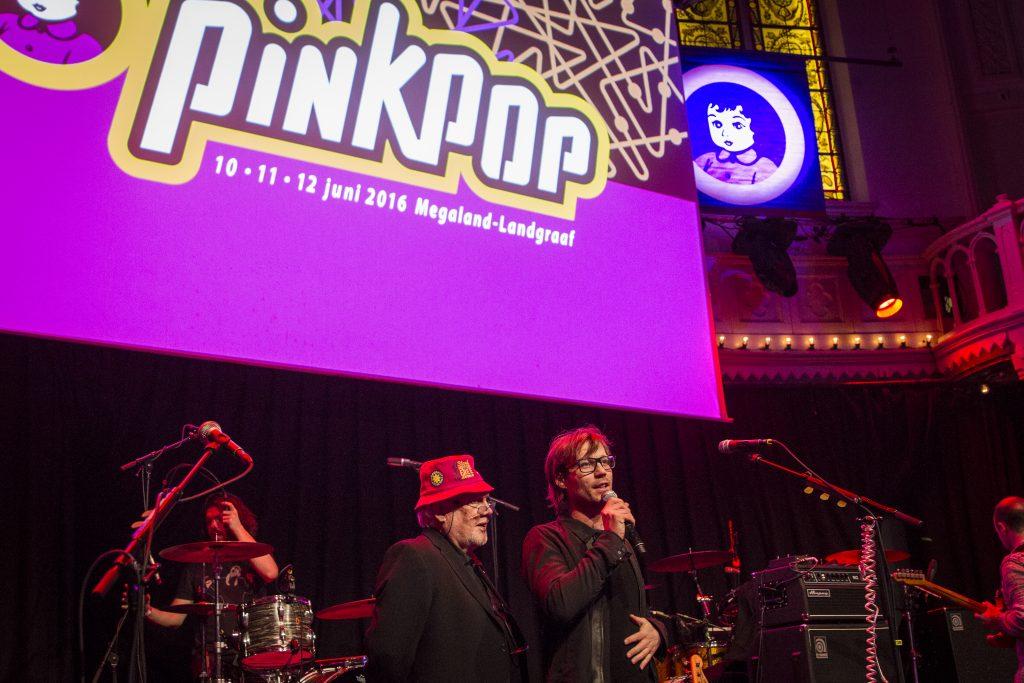 Pinkpop Jan Smeets Giel Beelen