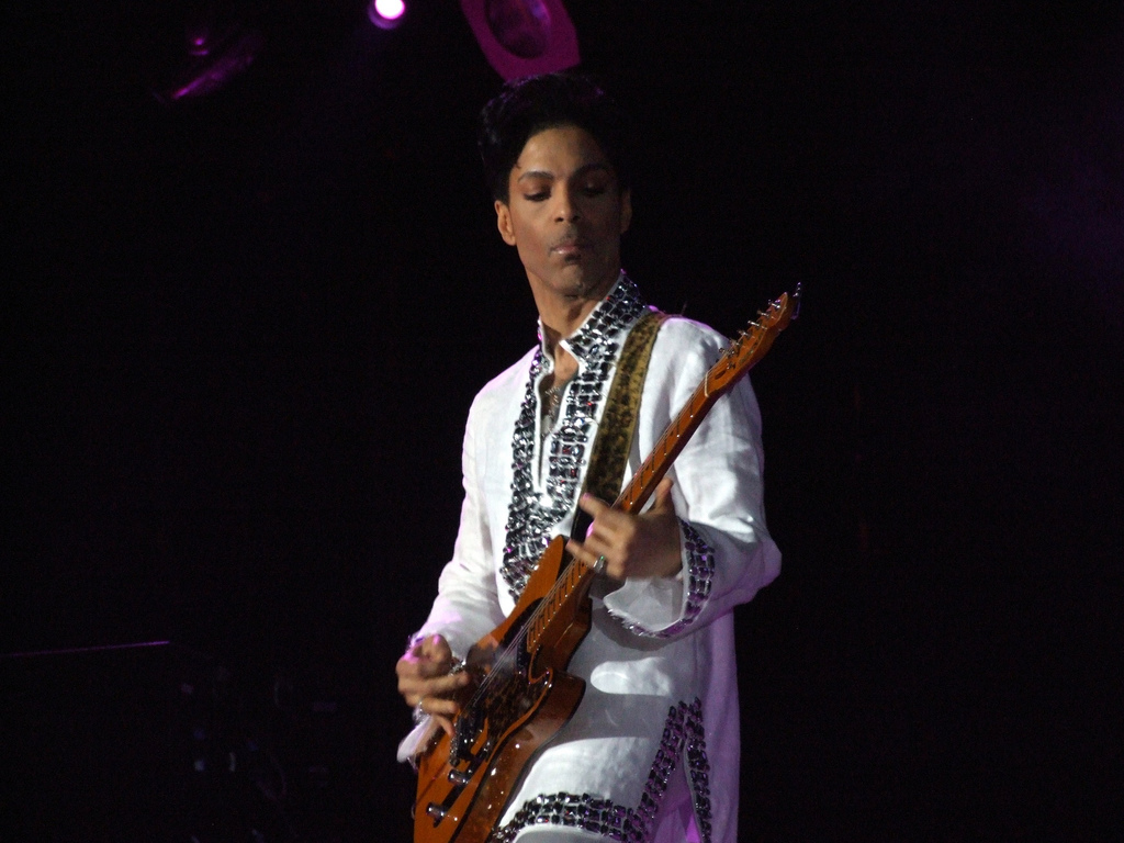 Prince, Coachella 2008 Foto: Scott Penner via flickr