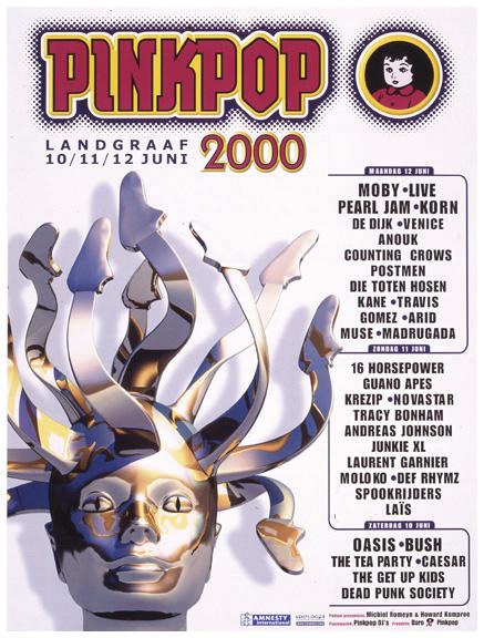 pinkpop 2000