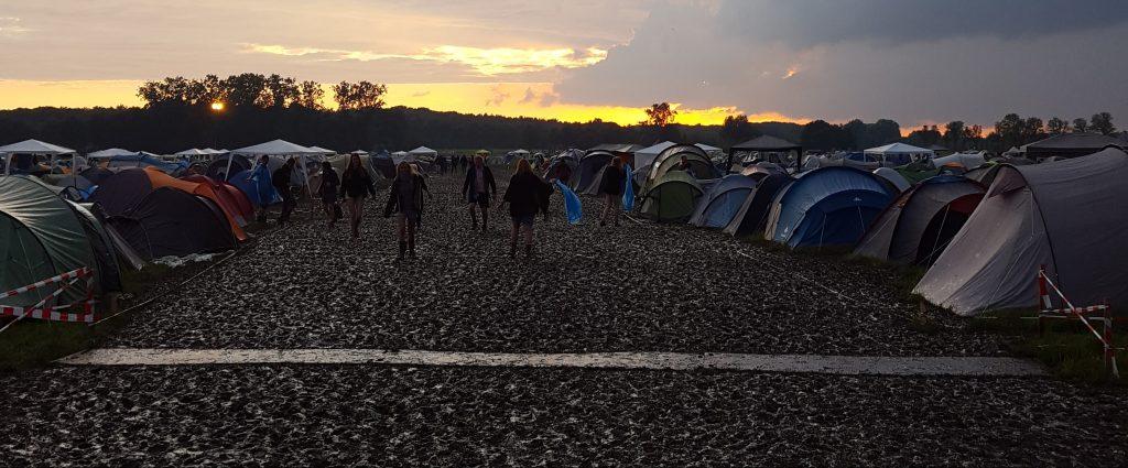 DTRH16 camping