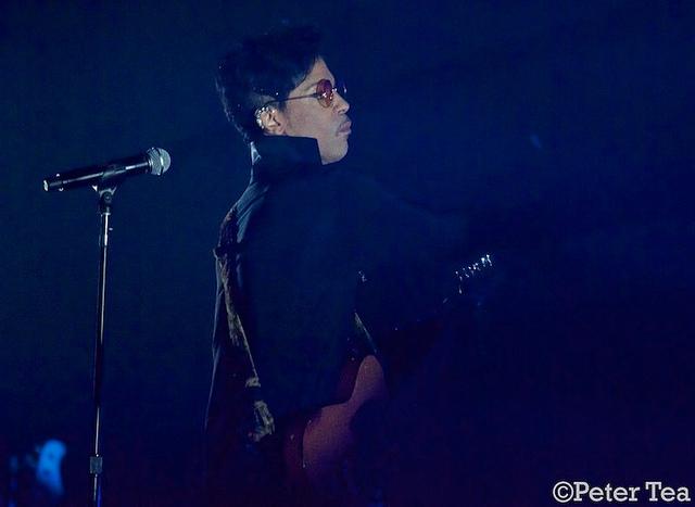 Prince op zijn surprise-tour in 2011 - Foto: PeterTea via Flickr