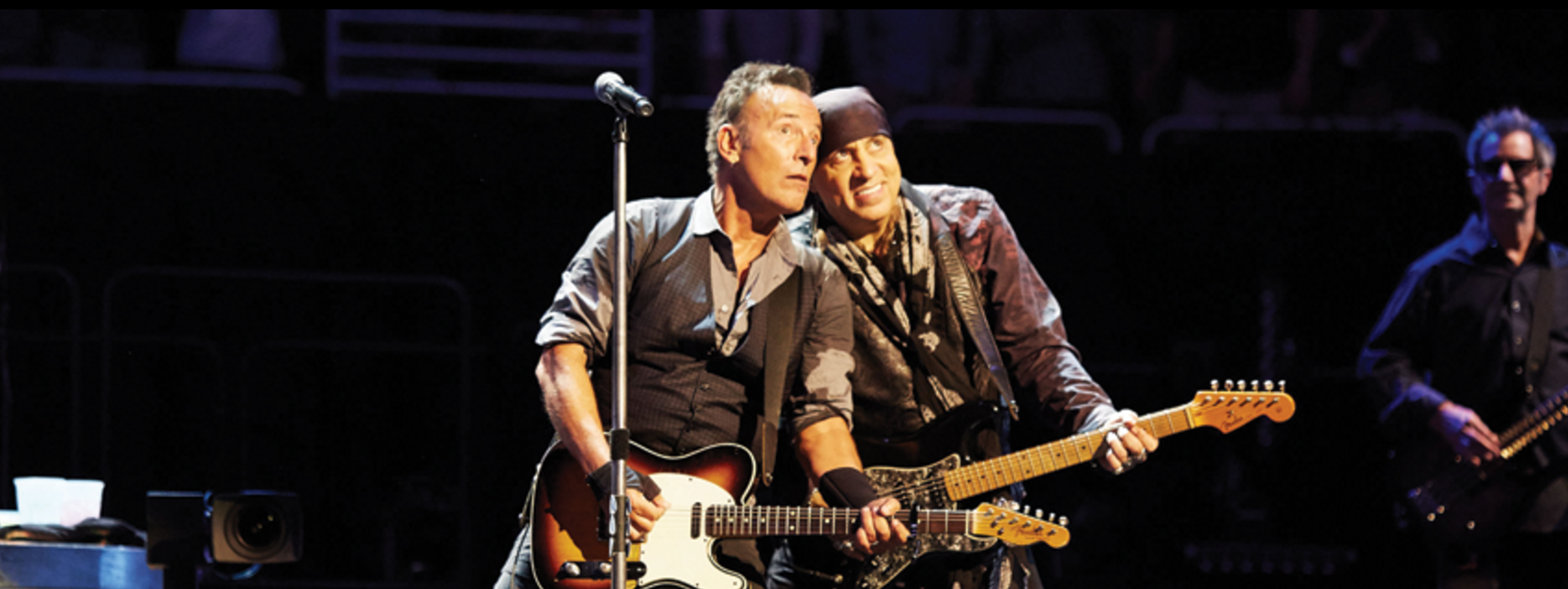 Persfoto Bruce Springsteen