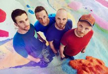 Coldplay AHFOD press
