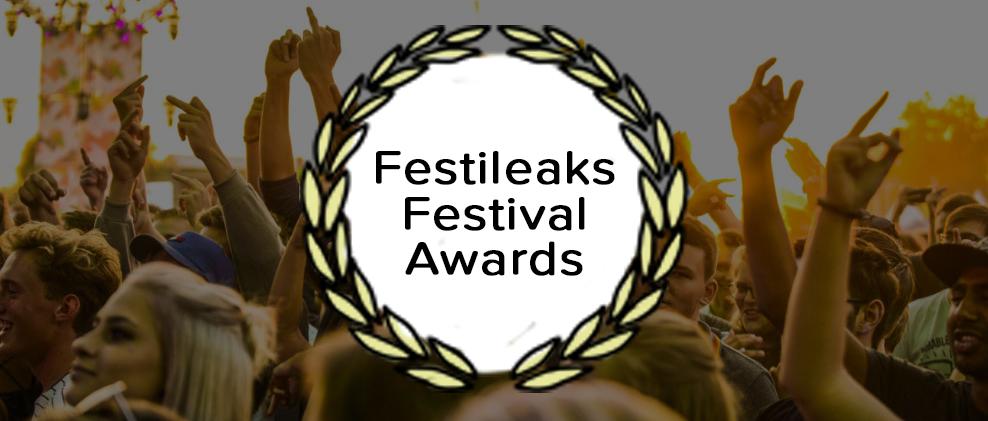 Festileaks Festival Awards: alle winnaars op een rijtje