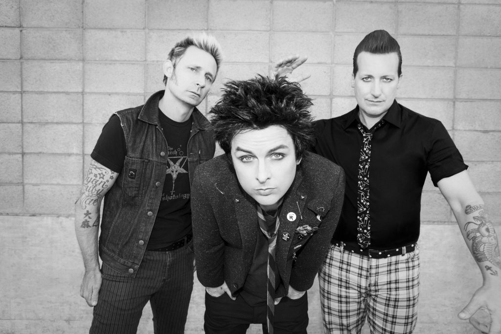 Green Day, Pinkpop