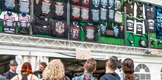 Graspop merchandise shop