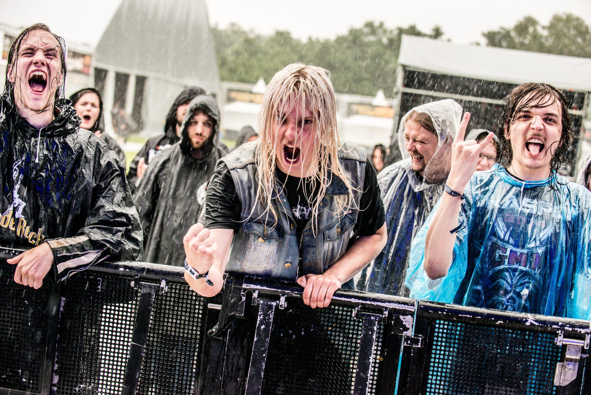 Graspop metal publiek