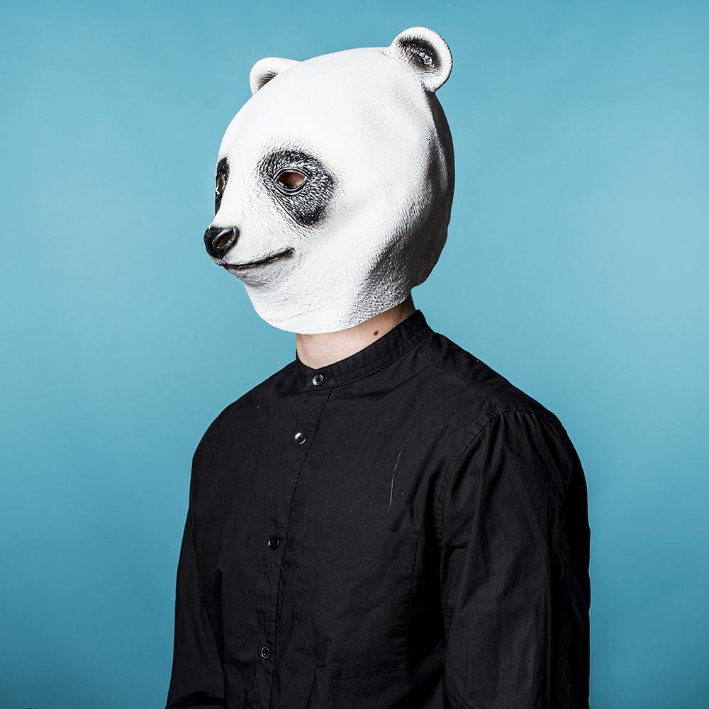 dierenmaskers panda