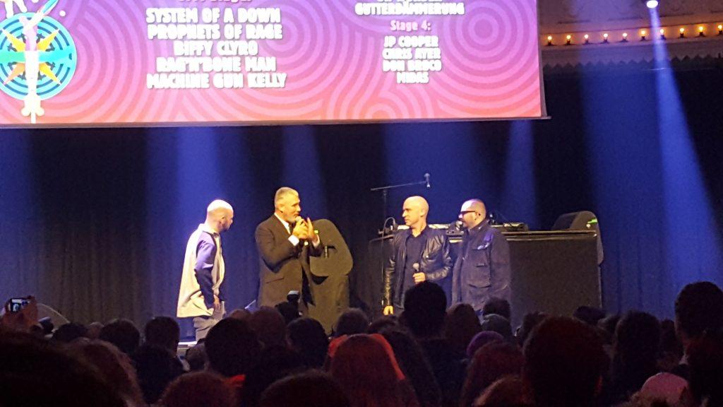 Pinkpop persconferentie 2017
