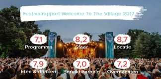 festivalrapport welcome to the village