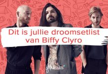 droomsetlist biffy clyro