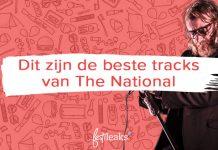 beste tracks van The National