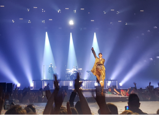 oscar and the wolf afas live