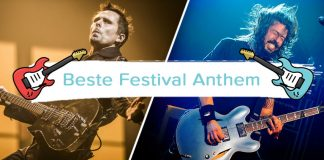 Beste Festival Anthem week 30