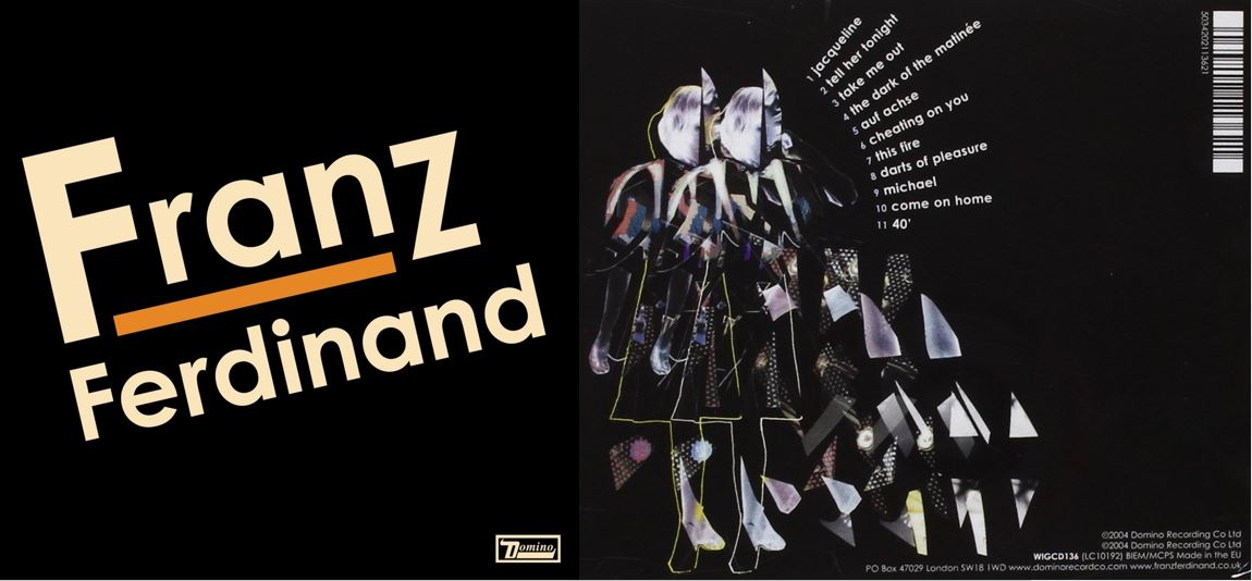 Franz Ferdinand album hoes