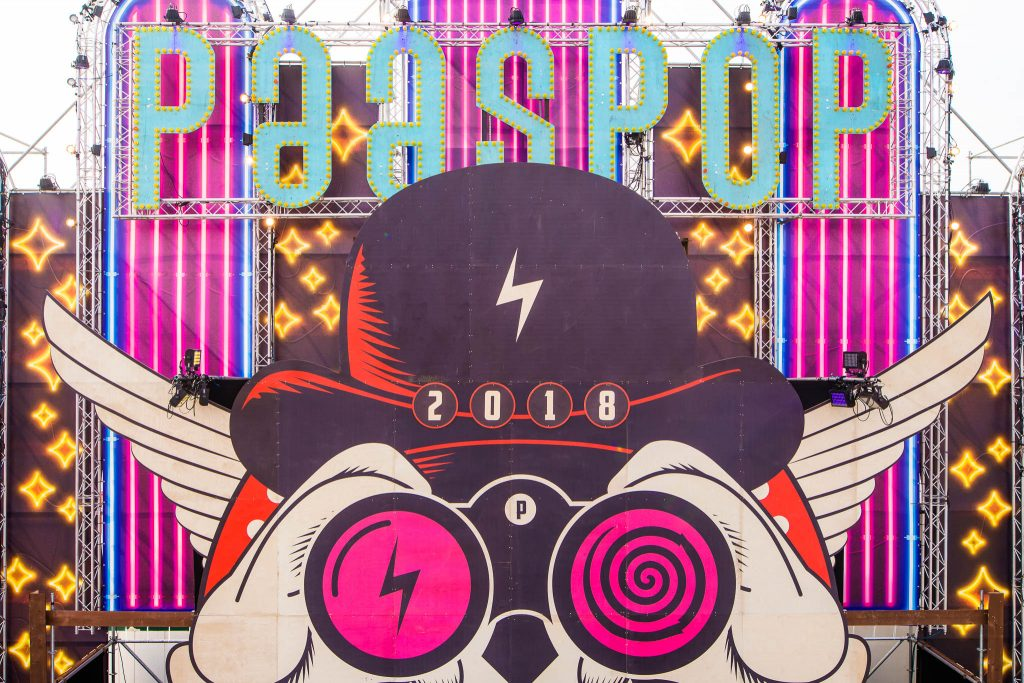 paaspop 2018 entrance