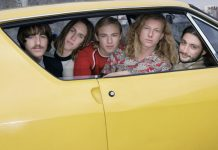 Parcels press shot