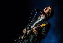 Alex Turner Arctic Monkeys
