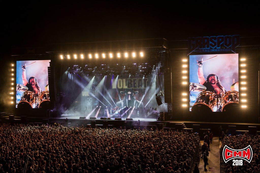 Graspop 2018 - Volbeat