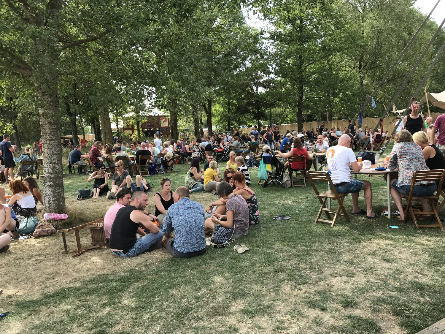 Welcome To The Village 2018