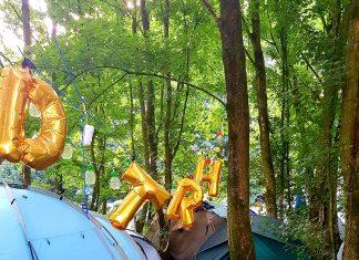 DTRH18 camping