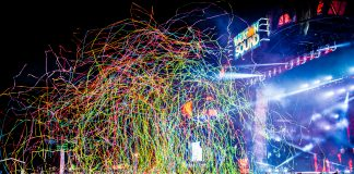 Balaton Sound party