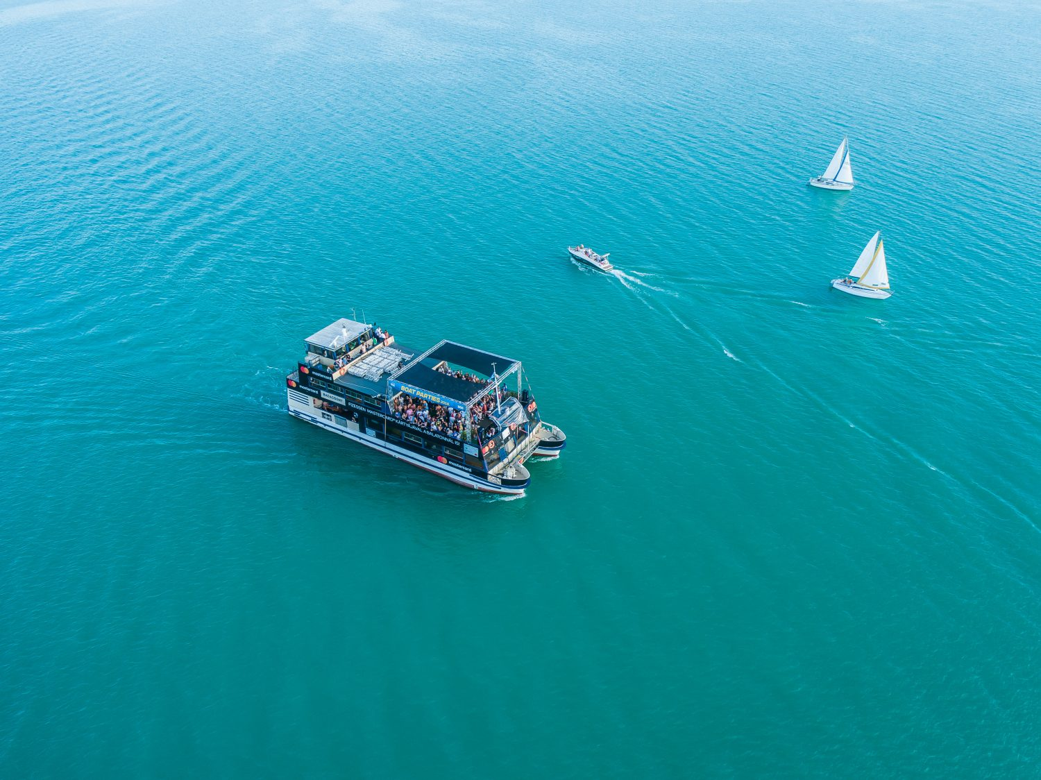 Balaton Sound boat party