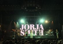Jorja Smith DTHR18